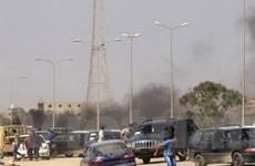 Xung đột vũ trang bùng phát tại Benghazi của Libya