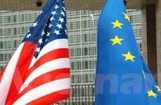 EU trao cho EC sứ mệnh đàm phán với Mỹ về FTA