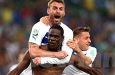 Italy, Tây Ban Nha giành trọn 3 điểm ở ngày ra quân
