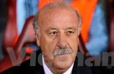 Del Bosque: Tây Ban Nha coi như đã có vé bán kết