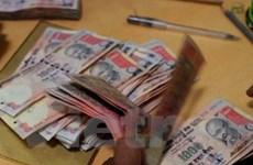 Đồng rupee mất giá chưa từng thấy trong lịch sử