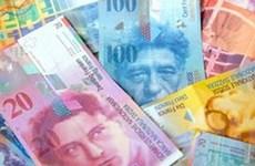 Ngân hàng Thụy Sĩ tiếp tục giữ ổn định đồng nội tệ