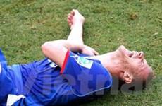 Italy tổn thất nặng nề ở trận thua 2-4 trước Brazil