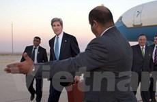 Ngoại trưởng Mỹ thúc đẩy hòa bình tại Trung Đông