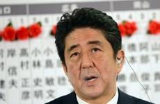Ứng viên LDP ủng hộ sửa đổi Hiến pháp Nhật Bản