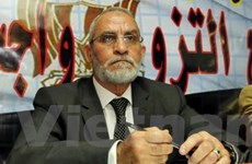 Ai Cập ra lệnh bắt giữ thủ lĩnh của Anh em Hồi giáo