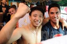 CĐV Việt Nam nổi tiếng vì chạy 5km theo xe Arsenal