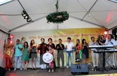 Việt Nam tham dự Liên hoan bia quốc tế tại Berlin