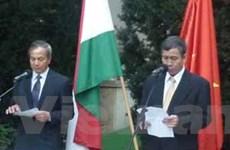 Người Việt tại Hungary kỷ niệm ngày độc lập 2/9