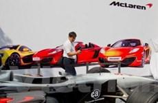 McLaren nhắm tới phân khúc xe sang Trung Quốc
