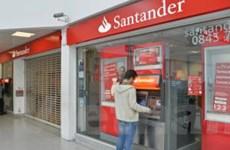 Anh chặn âm mưu tấn công ngân hàng Santander