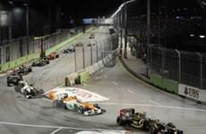 Số du khách đến Singapore dịp đua F1 tăng mạnh