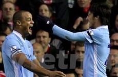 Man City đón tin vui trước thềm trận derby với M.U