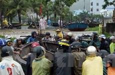 Học sinh tỉnh Quảng Nam được nghỉ học để tránh bão