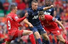 Lịch bóng đá châu Âu: Tâm điểm Man Utd-Liverpool