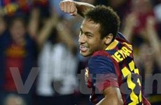 Kết quả đêm qua: Torres khai thông, Neymar nổ súng