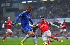 Chelsea đụng Arsenal