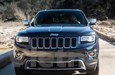 Chrysler báo lỗi 142.800 xe Jeep và xe Ram pickup