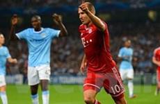 Thành Manchester buồn, PSG và Real Madrid đại thắng