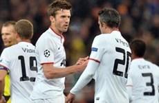 Kết quả loạt trận Champions League rạng sáng nay