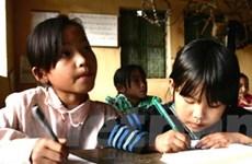 Cấp gạo cho hơn 30.600 học sinh vùng khó Điện Biên