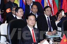 Toàn văn phát biểu của Thủ tướng tại hội nghị ASEAN