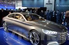 Lộ diện mẫu Hyundai Genesis sedan đời 2014 mới