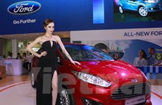 Ford trình làng xe Fiesta mới với động cơ EcoBoost