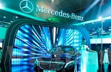 Mercedes-Benz ra mắt 10 dòng xe mới nhất ở Việt Nam