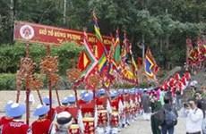 Tín ngưỡng thờ vua Hùng trở thành di sản nhân loại
