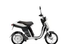 Yamaha bắt đầu bán mẫu scooter điện từ tháng 9