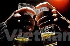 Nguy cơ bị tai biến tăng gấp đôi khi uống rượu