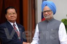 Myanmar-Ấn Độ thỏa thuận hợp tác nhiều lĩnh vực