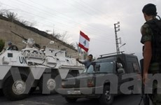 Quốc tế kêu gọi Israel, Lebanon kiềm chế tối đa
