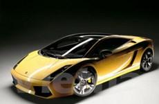 Hãng Lamborghini cân nhắc phát triển xe bốn cửa