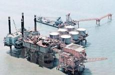 Bão làm đổ giàn khoan dầu ngoài khơi Trung Quốc