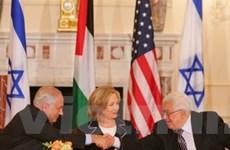 Ngoại trưởng Mỹ dự cuộc đàm phán Israel-Palestine