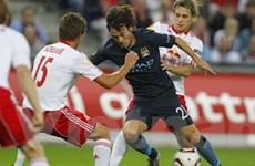 David Silva tỏa sáng giúp Man City giành thắng lợi