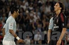 Vòng 4 Serie A: Milan kéo dài chuỗi trận thất vọng