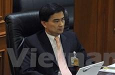 Thái Lan: Thủ tướng Abhisit sẽ phụ trách an ninh