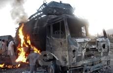 Afghanistan: Các vụ nổ bom liên tiếp tại Kandahar