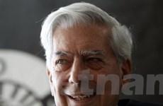 Nhà văn người Peru đoạt giải Nobel Văn học 2010