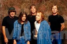 AC/DC trở thành ban nhạc vĩ đại nhất mọi thời đại