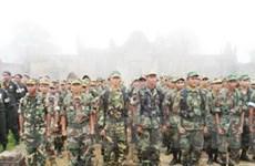 Campuchia bác bỏ tin huấn luyện chiến binh Thái