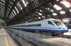 Thụy Sĩ thông hầm dự án đường sắt xuyên dãy Alpes