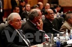 G20 đạt đồng thuận về cải tổ Quỹ tiền tệ quốc tế
