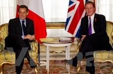 Anh và Pháp ký kết hiệp định hợp tác về hạt nhân