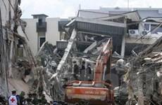 Động đất mạnh tại Indonesia, Tonga và Philippines