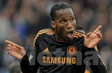 """""""Didier Drogba là nguồn cảm hứng thi đấu của tôi"""""""