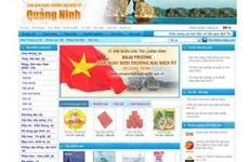 Ra mắt sàn giao dịch thương mại điện tử Quảng Ninh